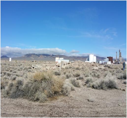 Nye County « Rural Desert Southwest Brownfields Coalition