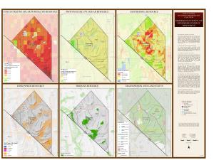 Esmeralda County, NV Renewable Resources Map